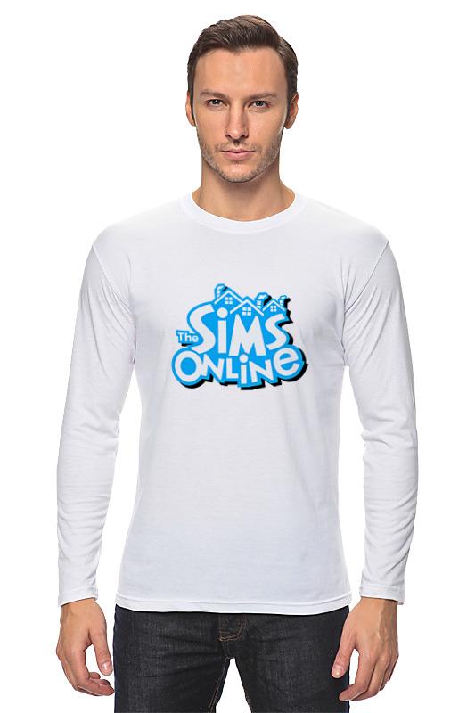 Printio Лонгслив Sims online