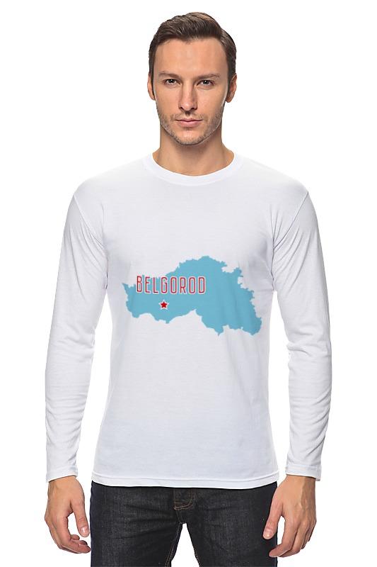 Printio Лонгслив Белгородская область. белгород