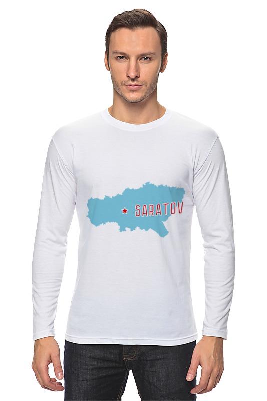 Printio Лонгслив Саратовская область. саратов
