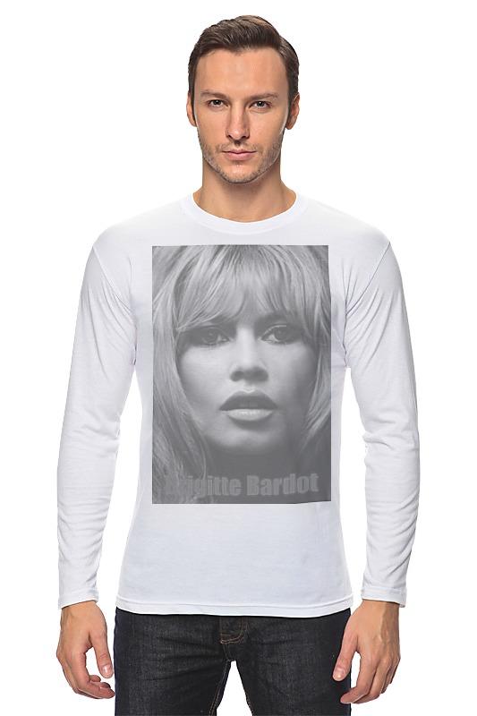 Printio Лонгслив Brigitte bardot