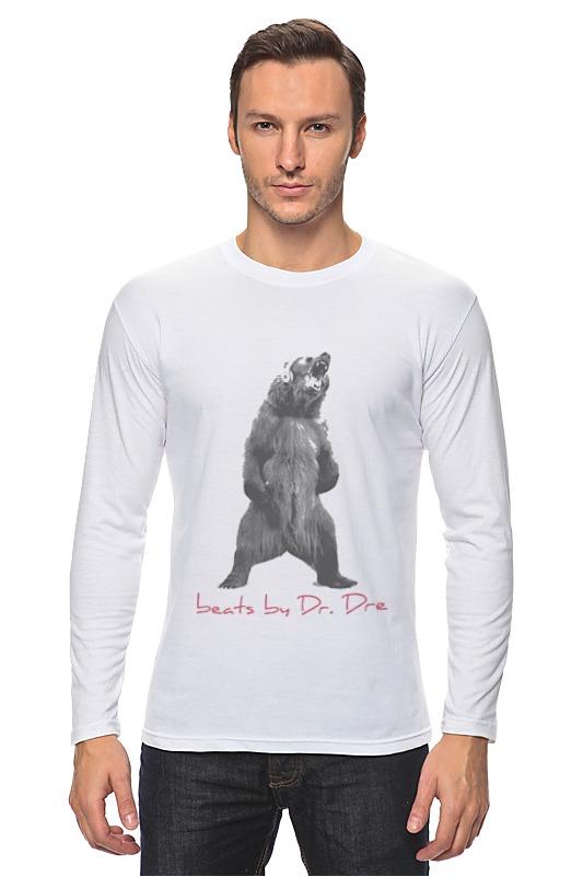 Printio Лонгслив Beats by dre футболка