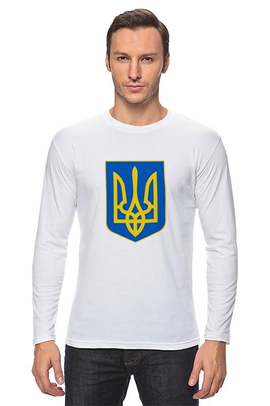 Printio Лонгслив Герб украины