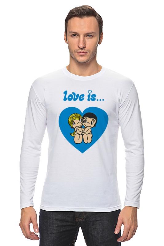 printio лонгслив love 3 Printio Лонгслив Love is...