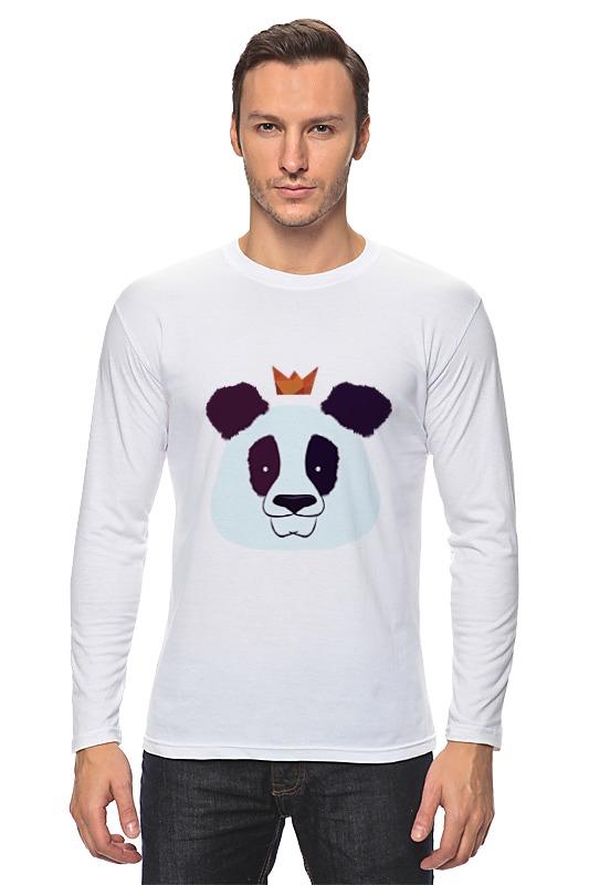 Printio Лонгслив Король панда