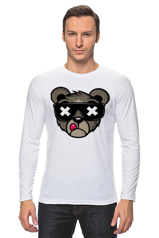 Printio Лонгслив Crew five cali bear printio футболка классическая crew five cali bear
