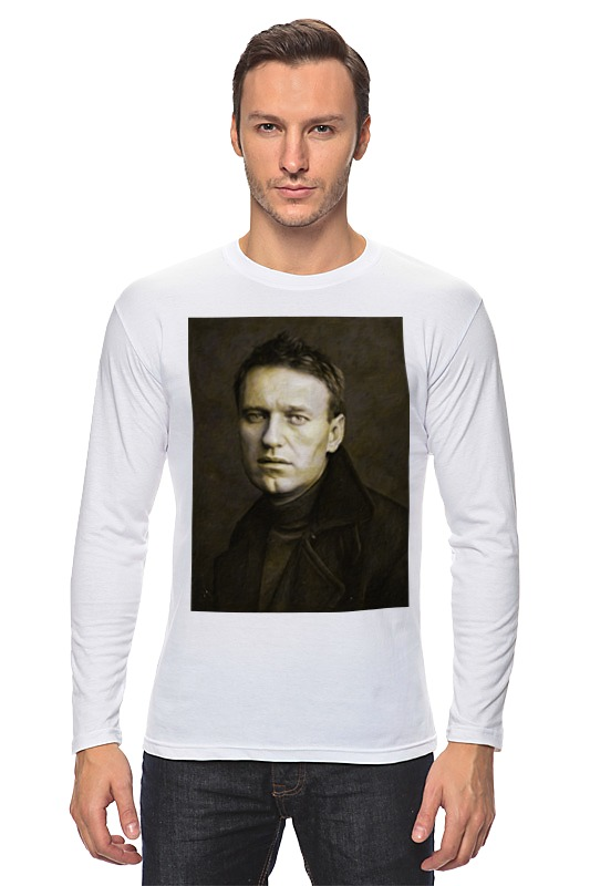 Printio Лонгслив Навальный алексей