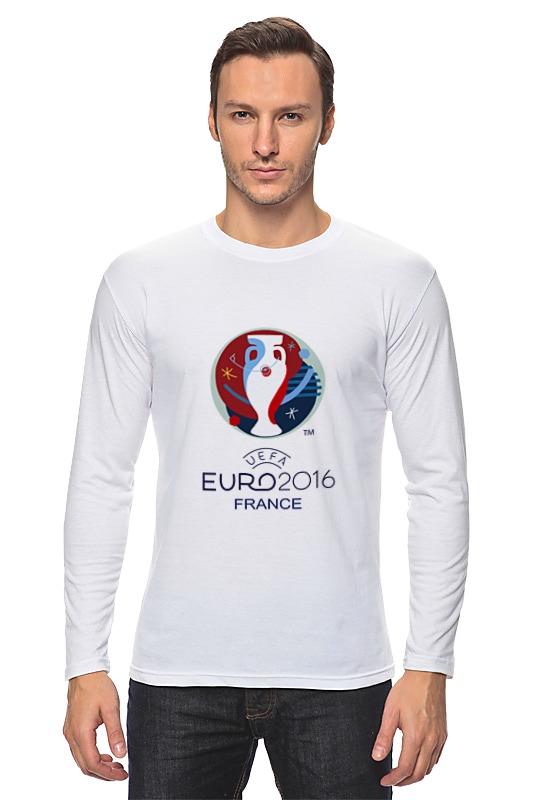 Printio Лонгслив Евро 2016