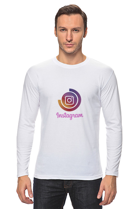 printio лонгслив instagram Printio Лонгслив Instagram