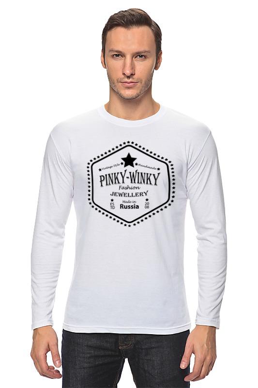Printio Лонгслив Pinky-winky