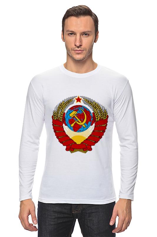 Printio Лонгслив Ссср.