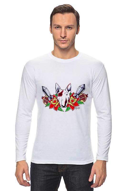 Printio Лонгслив Петя буль т футболка wearcraft premium printio петя буль т
