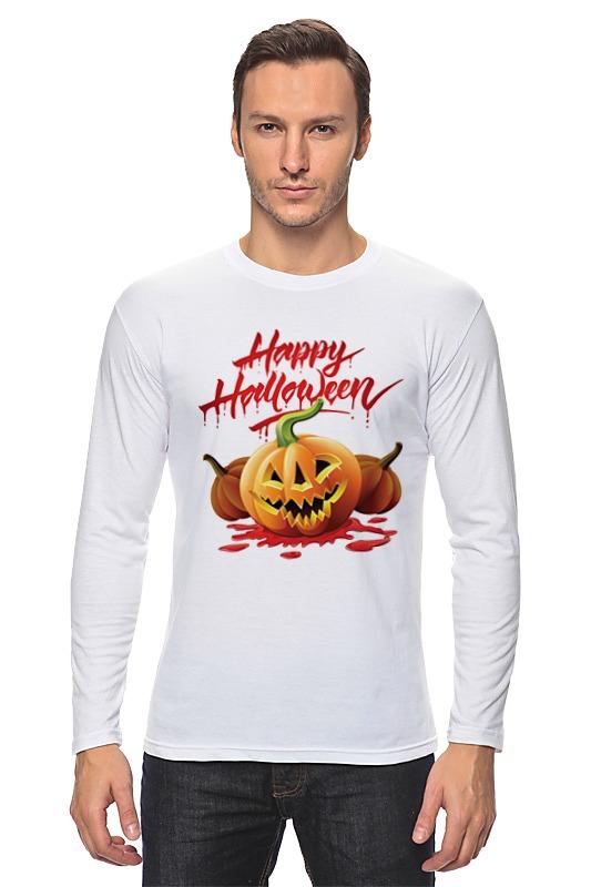 Printio Лонгслив Ночь хеллоуина