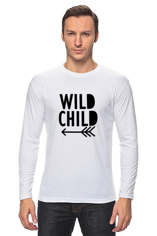 printio wild wigwam Printio Лонгслив Wild child