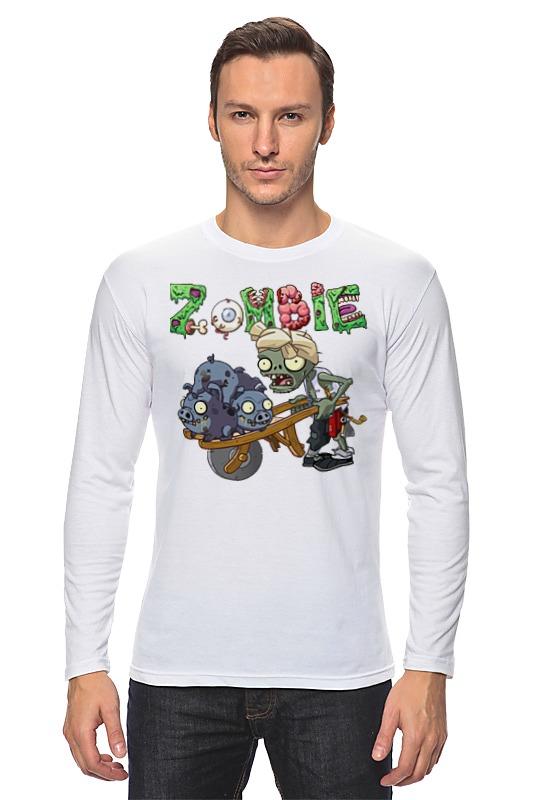 Printio Лонгслив Zombie лонгслив printio zombie music