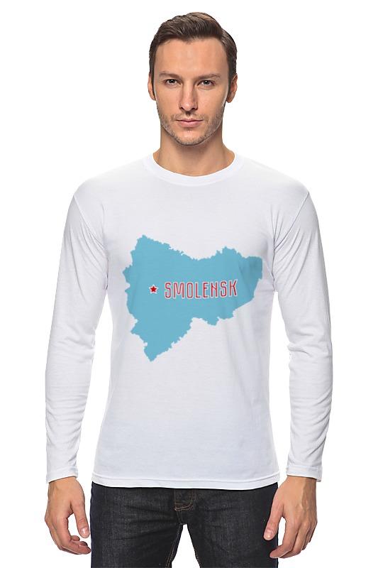 Printio Лонгслив Смоленская область. смоленск