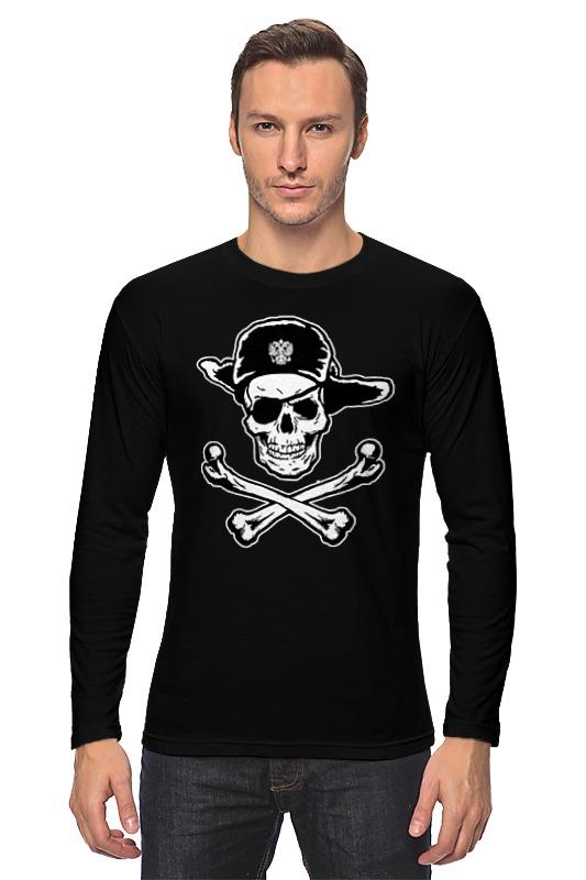 Printio Лонгслив Русский пират