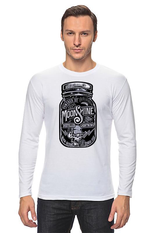 david w maurer kentucky moonshine Printio Лонгслив Moonshine