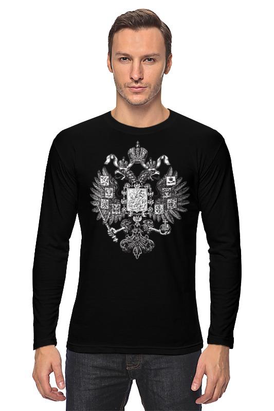 Printio Лонгслив Российская империя