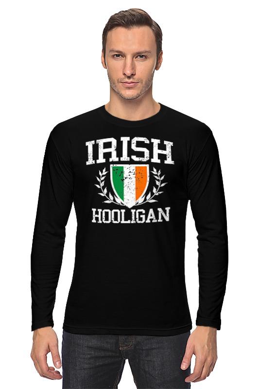 Printio Лонгслив Ирландский хулиган
