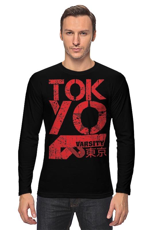 Printio Лонгслив Tokyo varsity