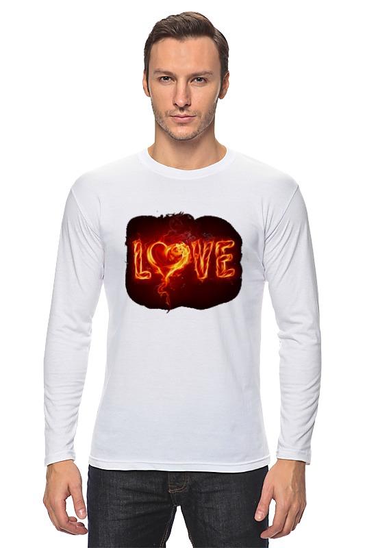 Printio Лонгслив Любовь