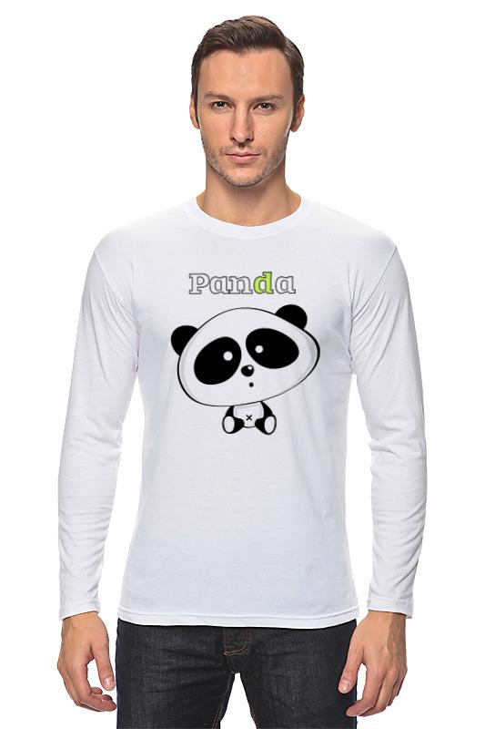 Printio Лонгслив Panda