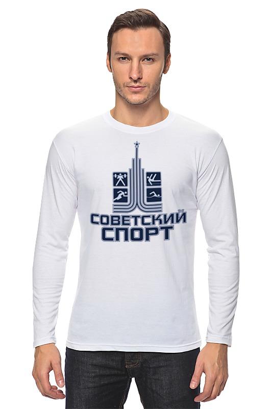 Printio Лонгслив Советский спорт