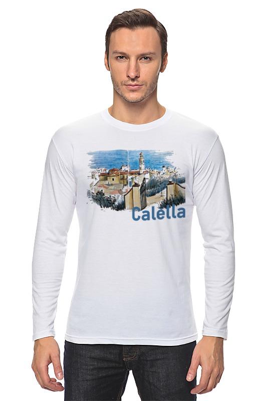 Printio Лонгслив Calella h top calella palace