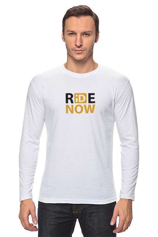 printio dark ride Printio Лонгслив Ride-now
