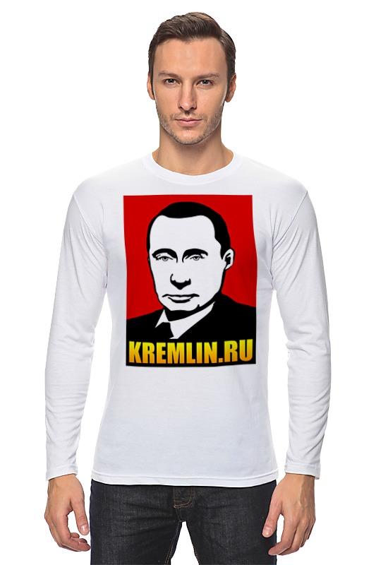 Printio Лонгслив Путин