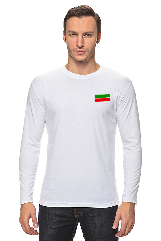 Printio Лонгслив Флаг татарстана