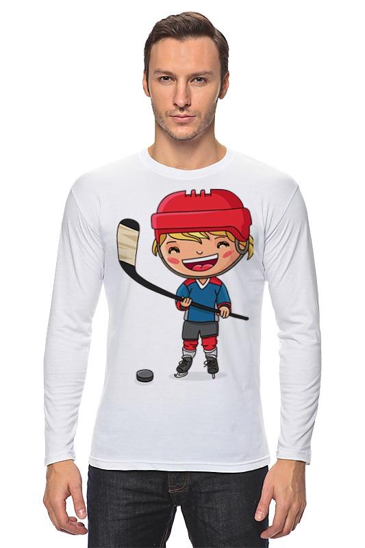 Printio Лонгслив Хоккеист