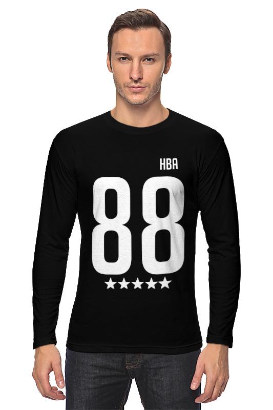 Printio Лонгслив Hood by air 88 rocky printio толстовка wearcraft premium унисекс hood by air 88 rocky