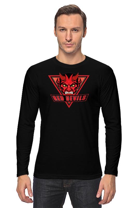 Printio Лонгслив Red devils
