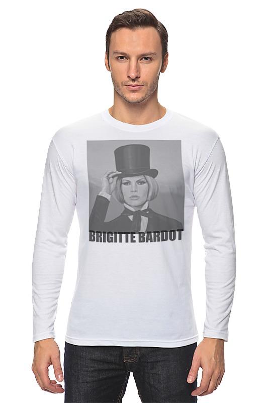 Printio Лонгслив Brigitte bardot недорого