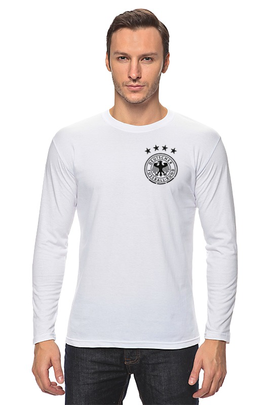 Printio Лонгслив Сборная германии по футболу 2016