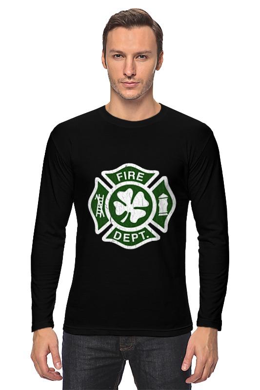 Printio Лонгслив Ирландский пожарный