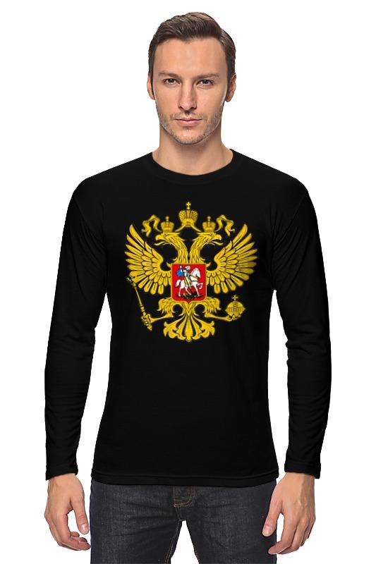 Printio Лонгслив Российский герб