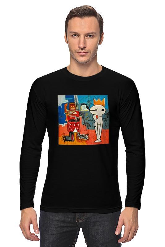 Printio Лонгслив Basquiat / баския printio леггинсы баския жан мишель