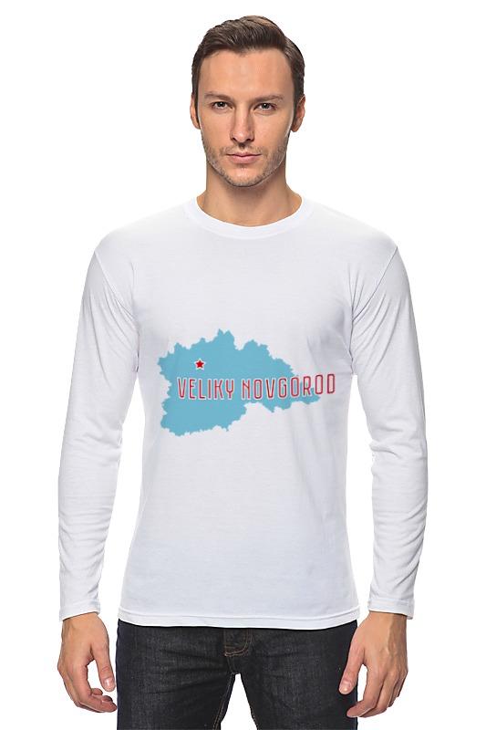 Printio Лонгслив Новгородская область. великий новгород