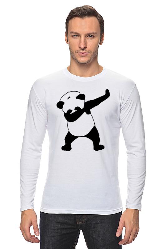 платье panda panda mp002xw0djwa Printio Лонгслив Panda dab