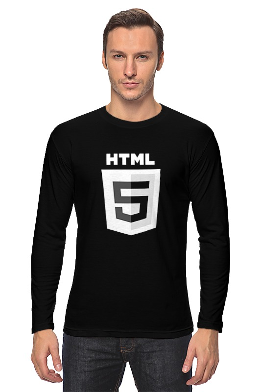 Printio Лонгслив Dark html5