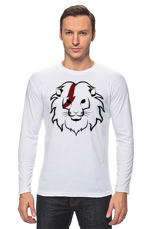 printio lion rastaman Printio Лонгслив Лев (lion)
