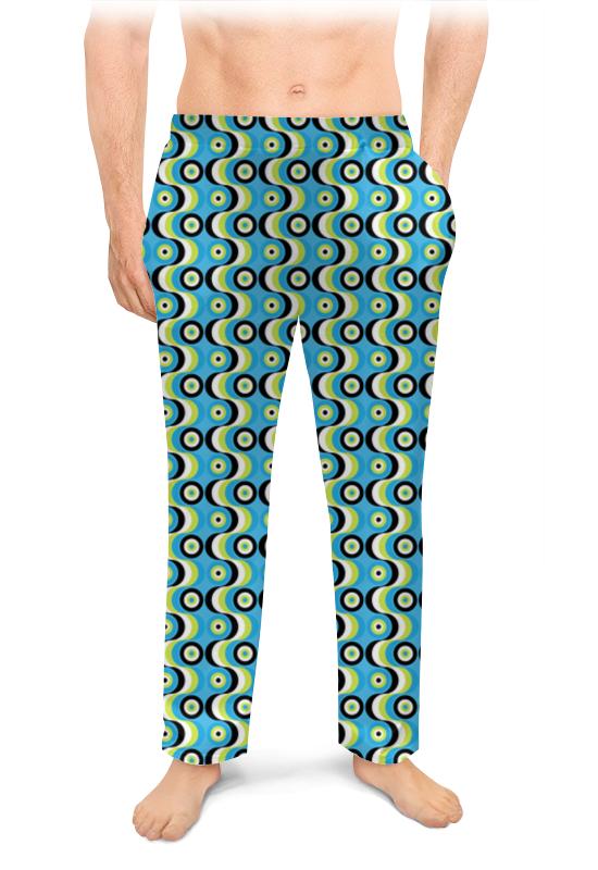 Printio Мужские пижамные штаны Волны