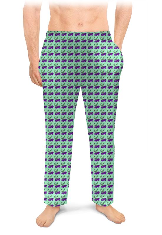 Printio Мужские пижамные штаны Сливы