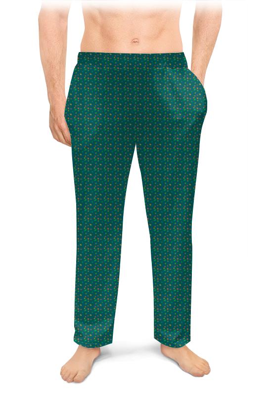 Printio Мужские пижамные штаны Осенние листья