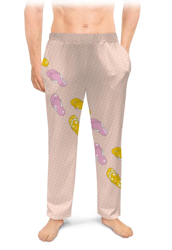 Printio Мужские пижамные штаны Сланцы фото