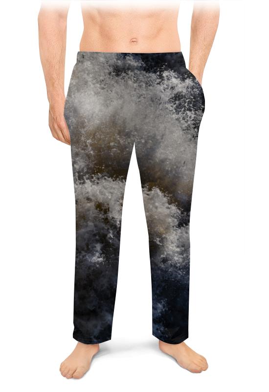 Printio Мужские пижамные штаны Брызги водопада мёрчисон
