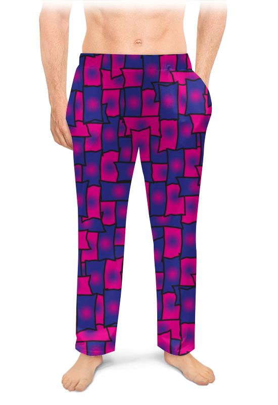 Printio Мужские пижамные штаны Прямоугольники