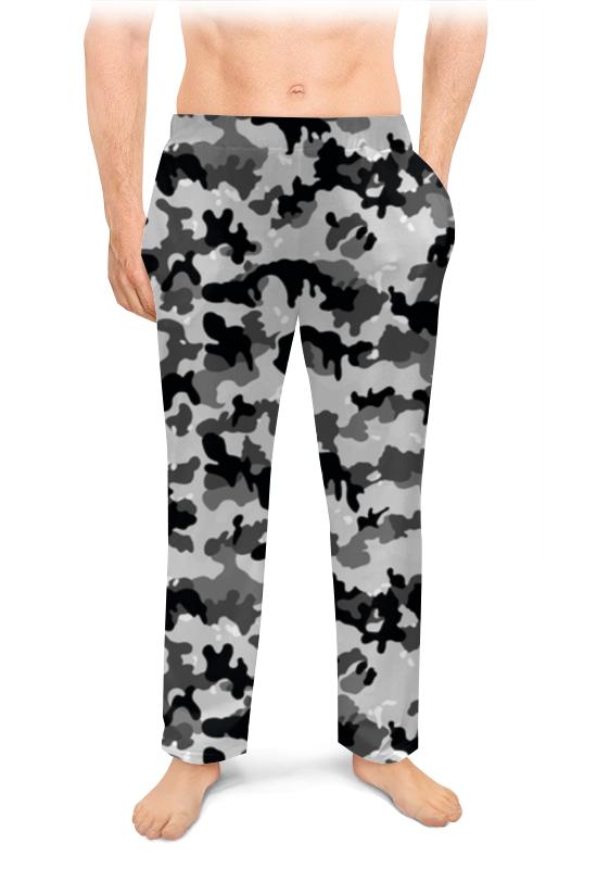 Printio Мужские пижамные штаны Городской камуфляж